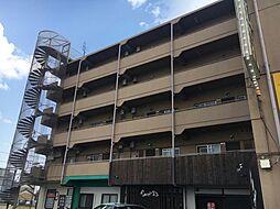入山ビル[3階]の外観