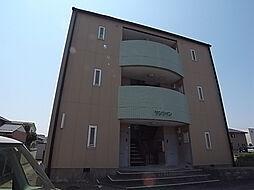 サンツイン[3階]の外観