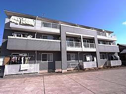 グリーンパーク[2階]の外観