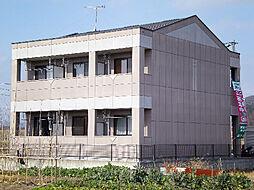 プチ・コンフォール[2階]の外観