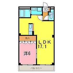 米津駅 5.3万円