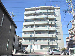 茨城県古河市本町4丁目の賃貸マンションの外観