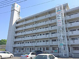 茨城県下妻市下妻丁の賃貸マンションの外観
