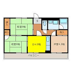 【敷金礼金0円!】土山ヤングコーポ