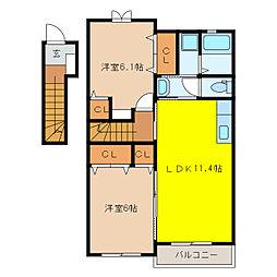 大塩駅 5.5万円