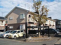 K`S HOUSE[C201号室]の外観