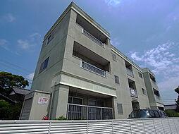 ルミエール青山5[1階]の外観