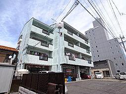 三浦シティーハイツ[3階]の外観