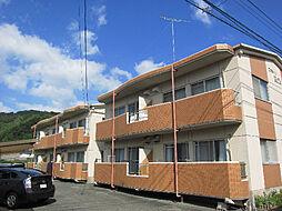 ファミール喜田[1階]の外観