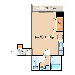 🉐敷金礼金0円!🉐M・ほおずき