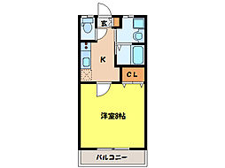 monkey pod[1階]の間取り