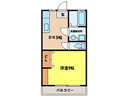 D−HOUSEI[2階]の間取り