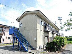 コーポマルモト[2階]の外観