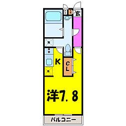 東松山駅 4.4万円