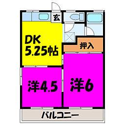 東松山駅 3.7万円