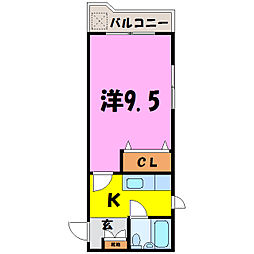 東武東上線 北坂戸駅 徒歩3分