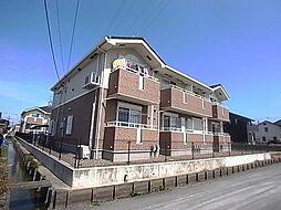フローラ西館[2階]の外観