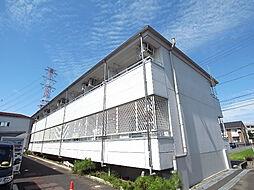 安田学研会館 中棟 オートロック[2階]の外観