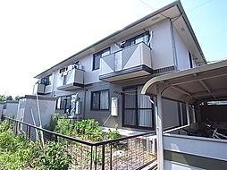 セジュールミキ B棟[2階]の外観