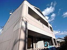 岐阜県岐阜市川部2丁目の賃貸アパートの外観