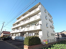 コーポヤジマ[3階]の外観