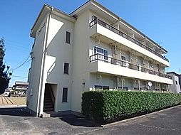 古田コーポ[1階]の外観