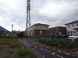ランコント若福B[1階]の外観