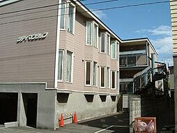 函館市電5系統 千歳町駅 徒歩1分の賃貸アパート