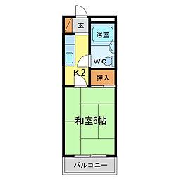 【敷金礼金0円!】コーポ城南台