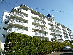 城南コーポラス[2階]の外観