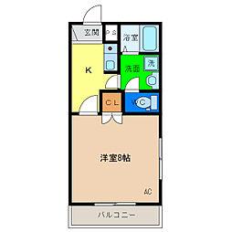 フィールド1[1階]の間取り