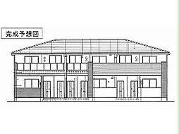 ミニョンさくら[2階]の外観