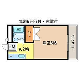 牟岐線 阿波富田駅 徒歩33分