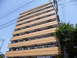 レジデンスカープ新潟[4階]の外観