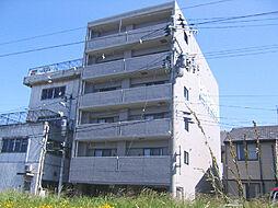シルバーハイツ[3階]の外観