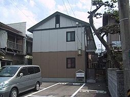 グリーンヒル3[1階]の外観