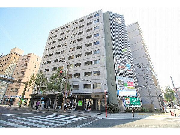 GEO西堀通5番町[2階]の外観
