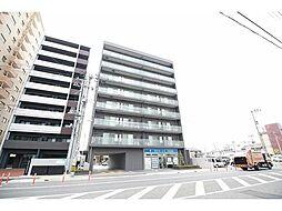 新潟県新潟市中央区米山3丁目の賃貸マンションの外観