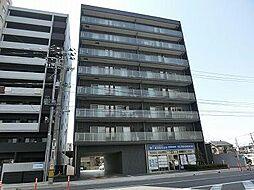 パークソレイユ新潟駅前弐番館[8階]の外観