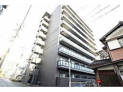 パークソレイユ新潟駅前[5階]の外観