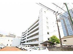 新潟県新潟市中央区万代3丁目の賃貸マンションの外観