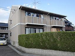 タウンKOSE2棟[2階]の外観