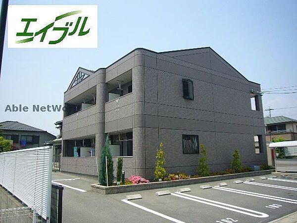 ルミエール21 2階の賃貸【愛知県 / 小牧市】