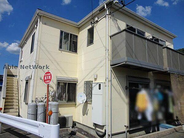 R・M・Tハウス[1階]の外観