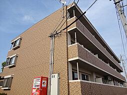 ディアコート土器田[2階]の外観