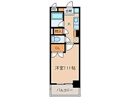 第2さくらマンション[4階]の間取り