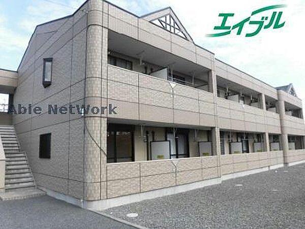 クレイジャス 2階の賃貸【愛知県 / 小牧市】