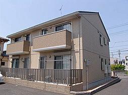 セジュール池田A棟[201号室]の外観