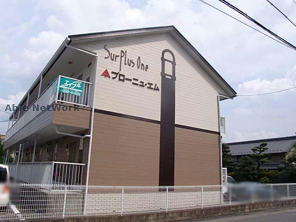 サープラスワン ブローニュ エム 2階の賃貸【愛知県 / 小牧市】