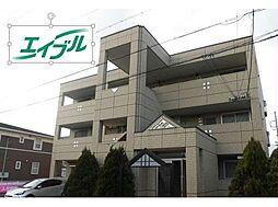 愛知県小牧市堀の内5丁目の賃貸マンションの外観